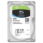 "Seagate® SkyHawk 3.5"" Internal Hard Drive, 6TB, Silver, 20/Pack (ST6000VX0023-20PK)"
