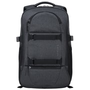 "Targus® TSB898US Urban Explorer Backpack for 16"" Laptop, Charcoal Gray"