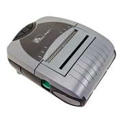 Zebra® 203 dpi Thermal Transfer Label Printer, Gray (P4D-0UG10000-00)