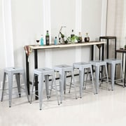 Belleze 30'' Bar Stool (Set of 6)