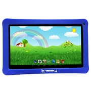 "LINSAY F10XHDKIDSBLUE 10"" Quad Core Tablet w/ Blue Kids Defender Case Android"