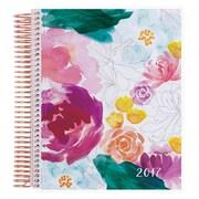 "Erin Condren, Monthly Planner, 7"" x 9"", Floral Ink (BYO MP 40)"