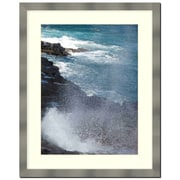 Frames By Mail Stainless Steel Wall Picture Frame; 8'' x 10''