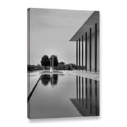ArtWall The Kennedy Center Pool by Steve Ainsworth Photographic Print Removable Wall Decal by