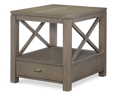 Rachael Ray Home by Legacy Classic Highline by Rachael Ray Home End Table WYF078279886511