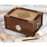 Quality Importers Humidor Supreme Maiden Voyage Box