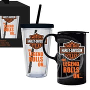 Evergreen Enterprises, Inc Harley-Davidson  2 Piece Hot and Cold Cup Set