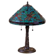 SerenaD'Italia Dragonfly 24'' Table Lamp