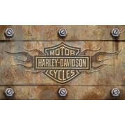 Evergreen Enterprises, Inc Harley-Davidson  Mat