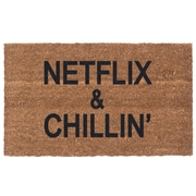 Coco Mats N More Netflix & Chillin Door Mat