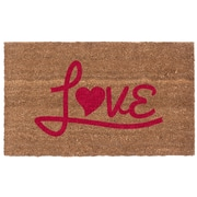 Coco Mats N More Home Love Door Mat