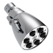 Delta Universal Showering Components Volume Control Adjustable Shower Head Trim; Chrome