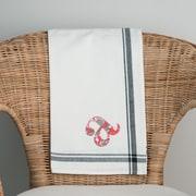 Glory Haus A Initial Tea Towel