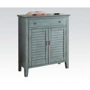 ACME Furniture Winchell Antique 1 Door Accent Cabinet