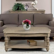 Laurel Foundry Modern Farmhouse Kenwood Coffee Table; Sun-drenched Acacia