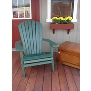 Buyers Choice Phat Tommy Adirondack Chair; Hunter