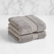 LOFT by Loftex Innovate Hand Towel; Pewter