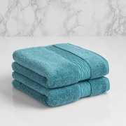LOFT by Loftex Innovate Hand Towel; Bluemoon