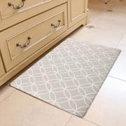 Home Fashion Design Bennett Geo Circle Kitchen Mat