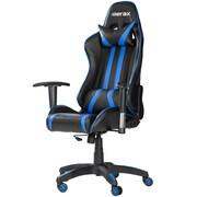 Merax Racing High-Back Executive Chair; Blue
