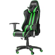 Merax Racing High-Back Executive Chair; Green