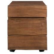 Laurel Foundry Modern Farmhouse Grimpante 2 Drawer Vertical Filing Cabinet