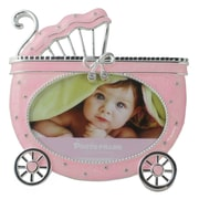Lorren Home Trends Carriage Picture Frame; Pink
