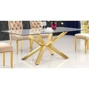 Meridian Furniture USA Capri Dining Table