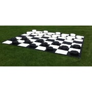 CustomGameSource Giant Outdoor Checkers Game