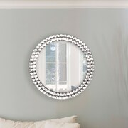 Selections by Chaumont Jewelled Border Wall Mirror