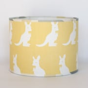 Pam Grace Creations Honeydoo Kangaroo 43'' Drum Lamp Shade