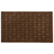Entryways Weather Beaters Diamonds Polypropylene Mat