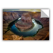 ArtWall Mike Beach Arizona 101 Wall Decal; 8'' H x 12'' W x 0.1'' D