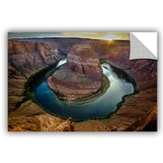 ArtWall Mike Beach Arizona 101 Wall Decal; 12'' H x 18'' W x 0.1'' D
