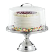 Tablecraft 2 Piece Cake Stand w/ Cover Set by