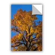 ArtWall Cora Niele Golden Tree Wall Decal; 24'' H x 16'' W x 0.1'' D