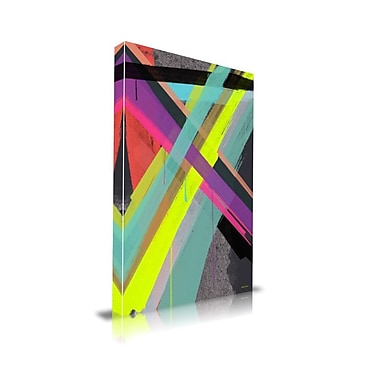 Maxwell Dickson Other Spectrum Graphic Art on Canvas; 20'' H x 16'' W