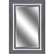 Y Decor Reflection Bevel Wall Mirror