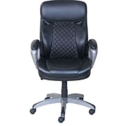 Serta at Home Accucell High-Back Mesh Executive Chair