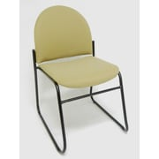 MLP Seating Endurance Stacking Chair w/ Cushion; Without Arms
