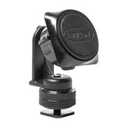 Arkon® Black Camera Hot Shoe Magnetic Phone Mount for iPhone 7/7 Plus/6S/6 Plus/6S/6/5S/Galaxy Note 5 (MAGHOTSHOE)