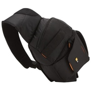 Case Logic® Black Nylon SLR Sling Backpack (SLRC205BLACK)