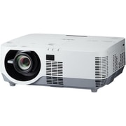 """NEC Professional Installation DLP Projector, 30"""" - 300"""", White (NP-P452W)"""