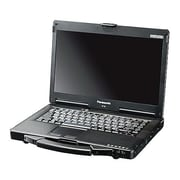 "Panasonic® Toughbook 53 Lite CF-532JCZYNM 14"" Notebook, LCD, Core i5-4310U, 320GB HDD, 4GB RAM, WIN 7 Pro, Black/Silver"