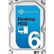 "Seagate® SATA 6 Gbps 3.5"" Internal Hard Drive, 6TB (ST6000DX000)"
