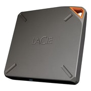 Seagate® LaCie Fuel USB 3.0 Wireless External Hard Drive, 2TB, Gray (STFL2000100)
