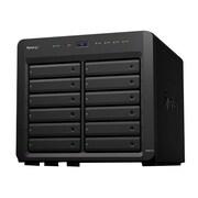 Synology® DiskStation DS3617xs Black Intel Xeon D-1527 Quad-Core 2.2 GHz 12-Bay Desktop SAN/NAS Server