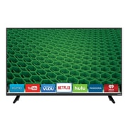 "VIZIO® D-Series D55-D2 55"" 1080p Full-Array LED LCD Smart TV, Black"