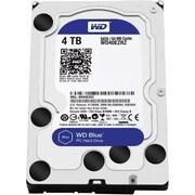"WD  Blue SATA 6 Gbps 3.5"" Internal Hard Drive, 4TB, 20/Pack (WD40EZRZ-20PK)"
