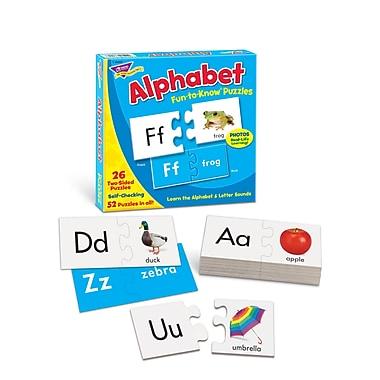 TREND – Casse-tête Alphabet Fun-to-Know®